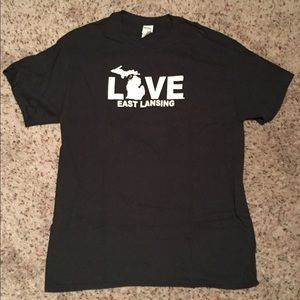 Other - LOVE East Lansing Tee